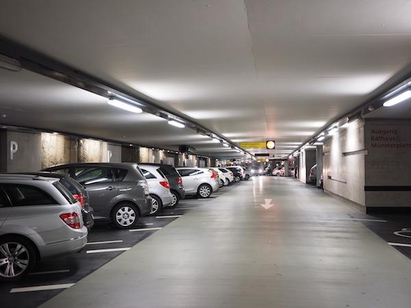 Jamaica Plain parking spaces