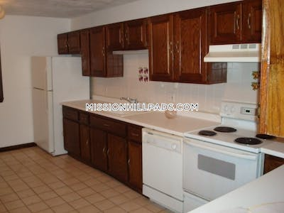 Mission Hill 1 Bed 1 Bath-Heat and Hot Water Included! Boston - $2,500
