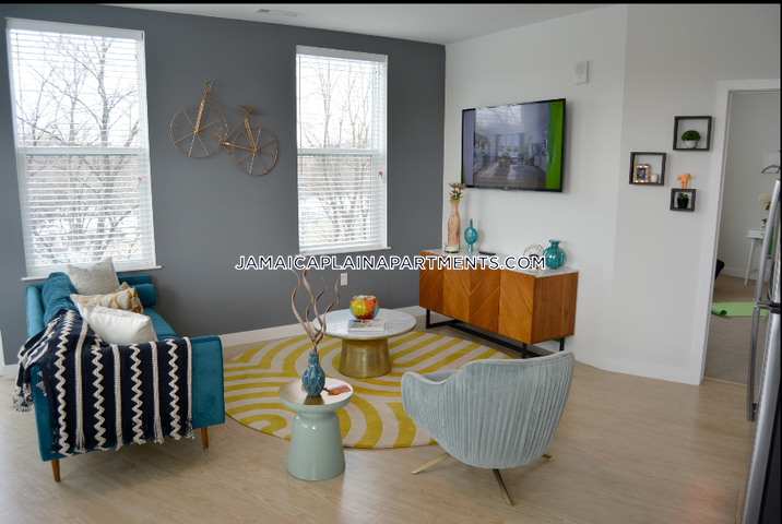 Studio 1 Bath - Boston - Jamaica Plain - Forest Hills $1,880