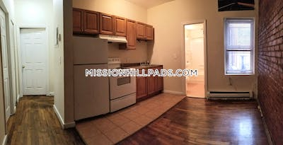 Mission Hill Apartment for rent 2 Bedrooms 1 Bath Boston - $2,195