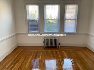 Roslindale Apartment for rent 2 Bedrooms 1 Bath Boston - $1,950 No Fee
