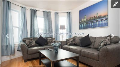 South Boston Apartment for rent 3 Bedrooms 1 Bath Boston - $3,100